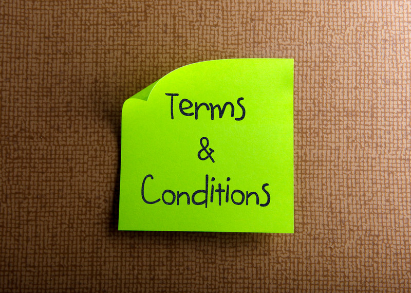 A Guide To Setting Up Your Terms and Conditions Today